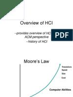 HCI Lecture 1 - Part A