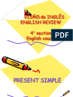 revisao inglês-4 section.ppt
