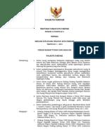 Peraturan Daerah Kota Parepare Nomor 10 Tahun 2011 Tentang Rencana Tata Ruang Wilayah Kota Parepare Tahun 2011 - 2031