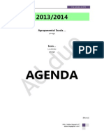 Adduo - Agenda Word 2013.2014 2