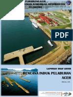 Rencana Induk Pelabuhan Aceh 2033