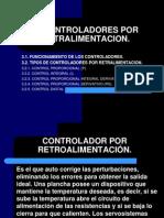 Controladores Por Retroalimentacion