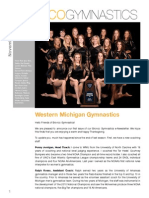 Bronco Gymnastics e-Newsletter