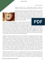Aristóteles - Passeiweb