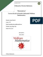 Trabajo Correccion Wolfram.docx
