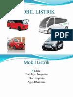 Mobil Listrik Dwi Fajar n