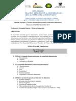 Programa Curso Taller Seguridad Alimentaria (Difusion)