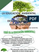 Educación Ambiental y Agroecología
