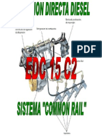 Estructura Electronica Common Rail