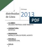 FUERZAS DISTRIBUIDAS DE VIGAS Y PÓRTICOS