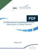 Plan de Consolidacion Fiscal (Documento)