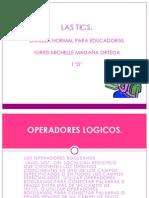 Operadores Logicos & Evaluacion de Las Pag Web