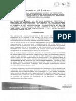 Decreto 0634 de 2013