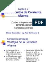 IEE2A2 - 03 La Corriente Alterna