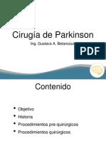 Cirugia Parkinson NEW