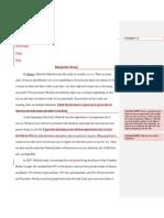 white alexa interpretive essay with comments