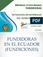 FundiTECNO Salinas Chiza