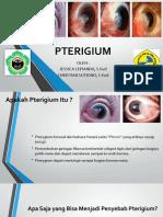 Penyuluhan Pterigium - Jessica Lepianda Dan Christian Sutiono
