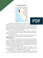 REGIÓN DE AMAZONAS-UTCUBAMBA