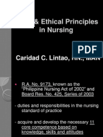 Legal & Ethiclal Principles
