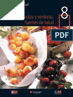Frutas y Hortalizas Salud Publica