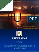 Kinefilaxia i Clase Inagural
