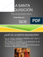 Final de Historia de La Iglesia, La Inquisicion