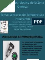Sensores Temp