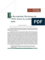 Revolución Mexicana Realidad Mito