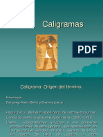 Los Caligramas