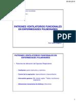Clase Patrones Ventilatorios Funcionales de Enfermedades Respiratorias PUCV