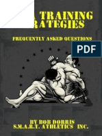 Mma Training Strategies