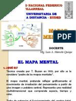 Diapositivas de La Clase de Mapa Mental