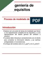 Proceso de Modelado de Requisitos