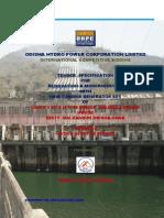 OHPC Balimela Volume 1