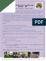 Convocatoria Escuela de líderes para el desarrollo Nacional 2014 - IBC