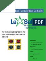 Proyecto de PLC