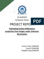 CV-Report