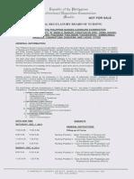 December 2013 NLE Room Assignments - Schedule & Program