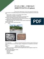 Deskripsi Jenis Batuan Geovano Ovan