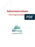 Solar Generations Handbook