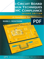 Printed Circuit Board Design Techniques for EMC Compliance_A Handbook for Designers, Second Edition