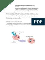 Hemoglobina Glucosilada y Lipidos