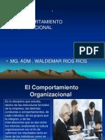 Secion 1 El Comportamiento Organizacional