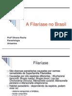 A Filariase No Brasil