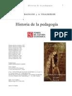03 - Abbagnano y Visalberghi - Historia de la Pedagogía