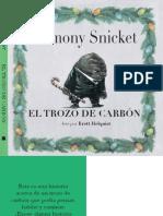 Lemony Snicket - El Trozo de Carbon