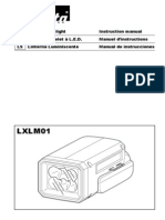 LXLM01 Owners Manual