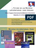 ElFuturodelasRevistasUniversitariascasoperuano