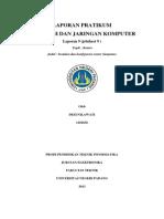 laporan 9 (mikrotik router lanjutan)